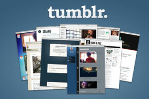 Tumblr is one of the most popular microblogging sites.