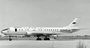 The Soviet Union used technology derived from captured B-29s to design their first passenger liner, the Tupolev Tu-104.