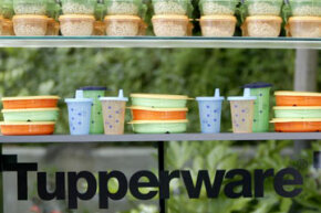 Tupperware started with a 1947 patent.