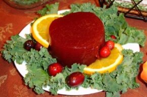 Spice up Thanksgiving dinner by adding a new dish -- hopefully one that doesn't retain the shape of its container.