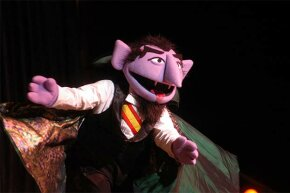Oh yeah, don't trust Count von Count either. He's the reason the kids keep disappearing on Sesame Street.