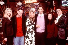 """The cast of """"Friends"""" is probably doing very well on the residuals front."""