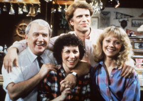 "Sam and Diane's relationship should have been doomed from the start. But the creators of ""Cheers"" kept their unlikely chemistry going for several seasons."