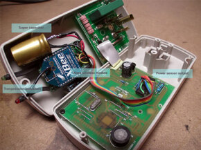 You can make a Tweet-A-Watt yourself, but be prepared: There's soldering involved.