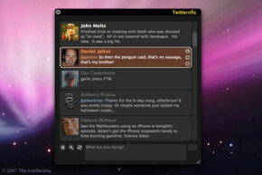 Twitterific is a desktop application developed by the Iconfactory for Mac computers.