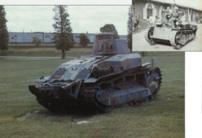 The Japanese Type 89 CHI-RO Medium Tank first saw combat action in 1932. See more tank pictures.