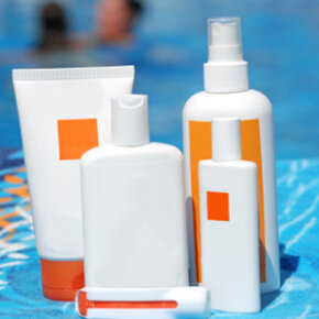 Getting Beautiful Skin Image Gallery There are two main types of sunscreen: physical and chemical. See more pictures of getting beautiful skin.