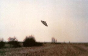 ValJohnson spotted a UFO in an isolated area of Minnesota.