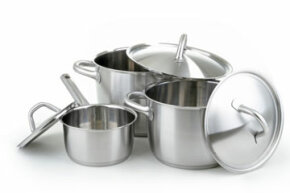 Every family needs pots and pans.