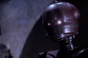 "When EV-9D9 calls R2-D2 ""a feisty little one,"" you know she's thinking about how much she'd like to break his spirit."