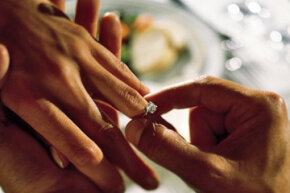 Expecting a ring? It could be coming on a very romantic holiday!