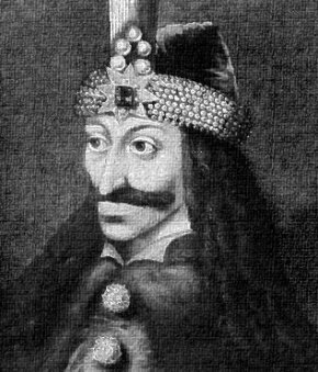 Count Dracula's namesake, Prince Vlad Tepes, was infamous for his viciousness on and off the battlefield.