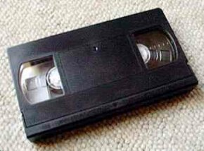 The VCR sparked the creation of video rental stores and first allowed movies to be sold on tape.