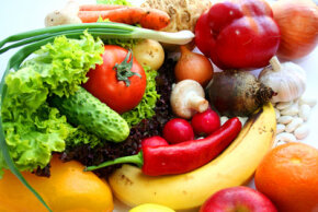 Vegans should eat a wide variety of foods to maintain a healthy diet. See more pictures of vegetables.