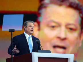 Vice President Al Gore has continued the work he began as a vice president, including winning the Nobel Prize for his environmental work and remaining a powerful figure in the Democratic Party.