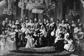 Remembering how to address royalty and nobility was really no big deal. Just memorize the names and titles of each of Queen Victoria's family members and work your way down. See? Easy.