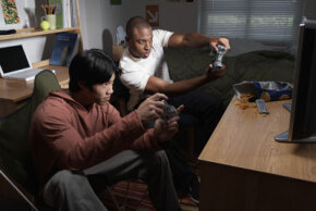 Video game testers need patience and dexterity.