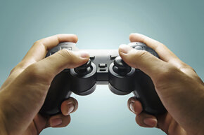 Video games absolutely can improve hand-eye coordination.
