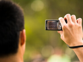 Using a video camera, or even a cell phone, users can create their own video and post it on video-sharing sites.