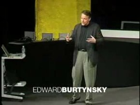 Watch this video from TED featuring Photographer Ed Burtynsky on HowStuffWorks. Burtynsky accepts the 2005 TEDPrize and presents a stunning slide show of his work.