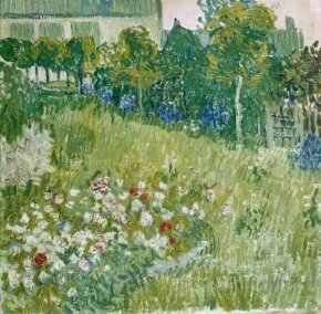 Daubigny's Garden by Vincent van Gogh, can be found at the Van Gogh Museum in Amsterdam.