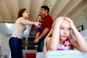 Children can suffer from violence even if they aren't the direct victim.