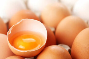 Are you only eating egg whites? Reconsider. Egg yolks are an excellent dietary source of vitamin D.