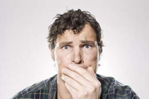 Why do we vomit when we see something gross? It could be the way our brains are wired.