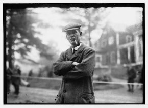 "Walter Travis was nicknamed the ""Old Man"" after taking up golf in his 30s; he was dubbed the ""Grand Old Man"" in his later years. See more pictures of famous golfers."