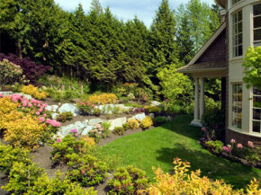 A waterless, composting toilet can help you save water and improve your garden.