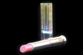 Is that a real lipstick or a clever concealer for pepper spray? Best not to find out.