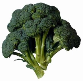 The strong flavors of cruciferous veggies can be tempered by assertive garnishes. See more vegetable pictures.
