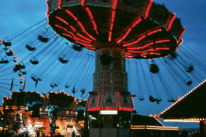 Amusement parks are fun, but along with all the candy apples and funnel cakes, there's a 1 in 257,826 chance you could be injured while you're there.