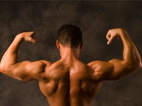 Could increasing your intake of whey protein give you muscles like these? See more staying healthy pictures.