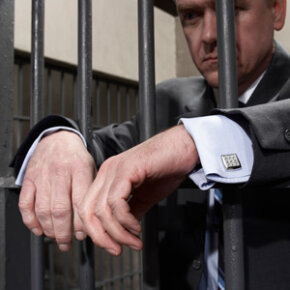 How long do white collar criminals deserve to stay behind bars? Although many believe we should deliberately make sure they get sentences commensurate with other kinds of criminals, others believe we are overcompensating.