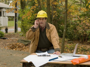 Contractors manage every aspect of the job, including the hiring of subcontractors. See more home construction pictures.