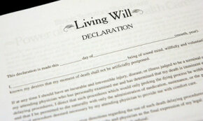 Living wills have become very popular in recent years. See more death pictures.