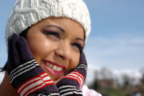 Getting Beautiful Skin Image Gallery With the right protection, you can avoid uncomfortable winter weather that causes windburn or chapping. See more pictures of beautiful skin.