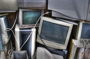 Don't throw out that old computer. It has a lot of materials that are hazardous in a landfill.