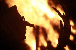 So-called witches weren't burned at the stake in Salem, but their end was still pretty gruesome.