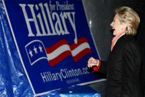 Hillary Clinton has been blamed at times for being too masculine, as well as too feminine.