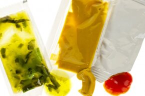 You might not be able to taste the anti-foaming agents in your condiments, but they're there.