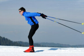 Alpine skiing not for you? Try one of the Nordic varieties instead. See more pictures of winter sports.