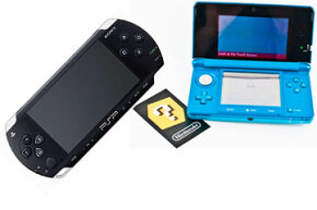 Sony's PSP versus Nintendo's 3DS - which handheld wins?