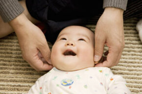 Even babies can enjoy the benefits of massage.