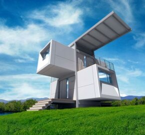 The zeroHouse design is an exemplum of cutting edge green building because of its abilities to function without any utility connections to outside sources. See more pictures of home design.