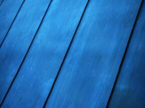 Architectural grade zinc sheeting is highly durable and malleable.