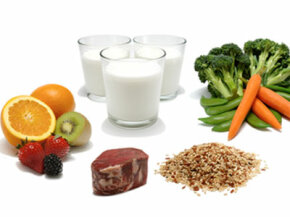 The zone diet is all about moderation. See more weight loss tips pictures.