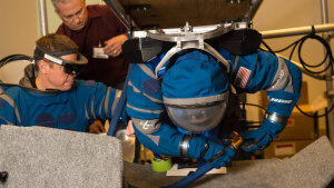 $58 Million Could Land You on International Space Station