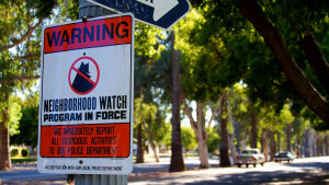 Who Watches Neighborhood Watch Programs?